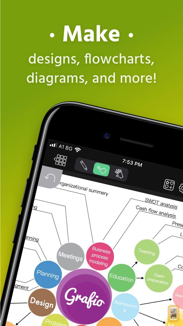 Screenshot - Grafio 3 - Diagram Maker