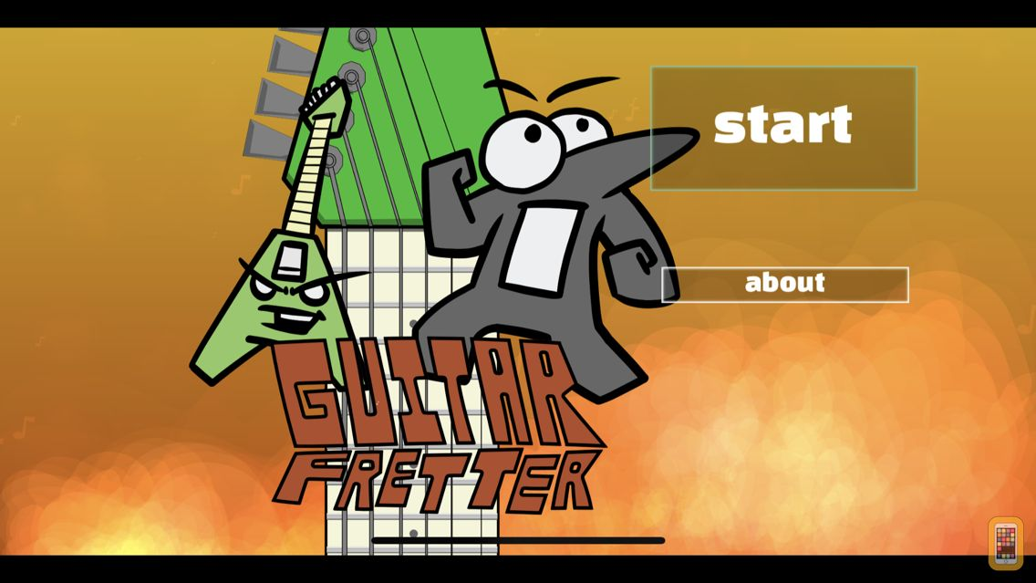 Screenshot - Guitar Fretter