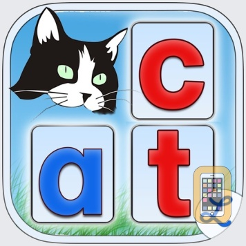 Montessori Crosswords - Fun Phonics Game for Kids by L'Escapadou (Universal)