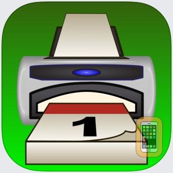 CalPrint for iPhone by EuroSmartz Ltd (iPhone)