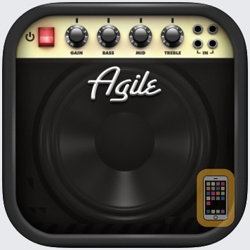 AmpKit+ guitar amps & pedals by Agile Partners (Universal)
