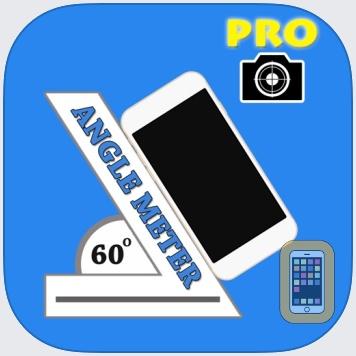 Angle Meter PRO by nakhon phagdeechat (iPhone)