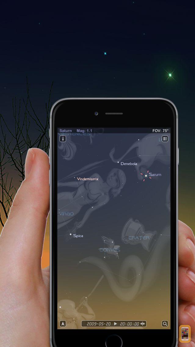 Screenshot - Star Rover - Stargazing Guide