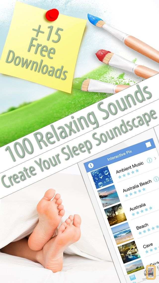 Screenshot - Sleep Sounds and SPA Music for Insomnia Relief