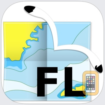 Florida Nautical Charts GPS HD by Flytomap (Universal)