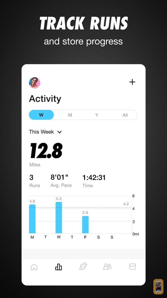 Screenshot - Nike Run Club