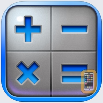 Calculator Expert by Pavel Tarabrin (iPad)