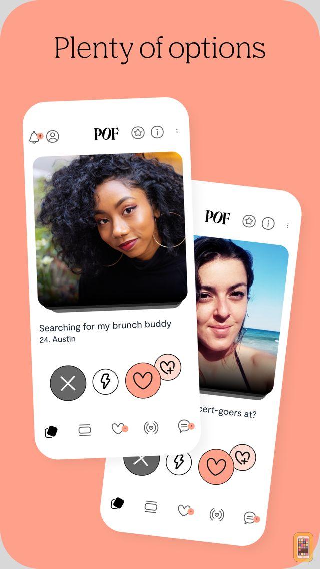 Screenshot - POF Dating