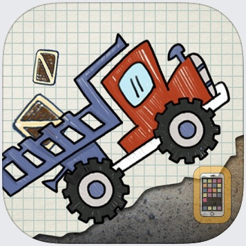 Doodle Truck by Triniti Interactive Limited (iPhone)