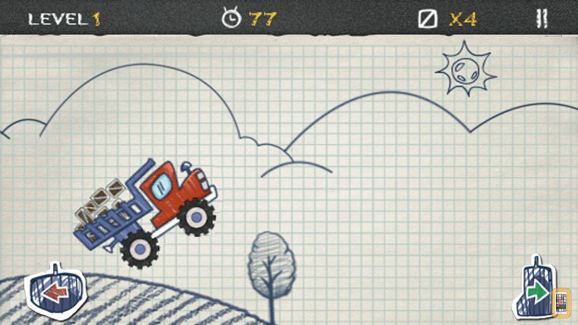 Screenshot - Doodle Truck