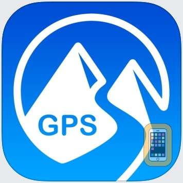 Maps 3D PRO - Outdoor GPS by movingworld GmbH (iPhone)