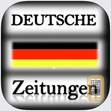 Deutsche Zeitungen - German Newspapers by sunflowerapps by Hoang Pham (Universal)