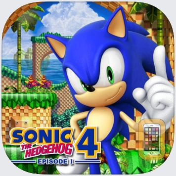 Sonic The Hedgehog 4™ Episode I by SEGA (Universal)