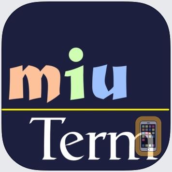 Miu Term by Xingzhi Studio (iPhone)