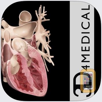 Heart Pro III by 3D4Medical.com, LLC (iPad)