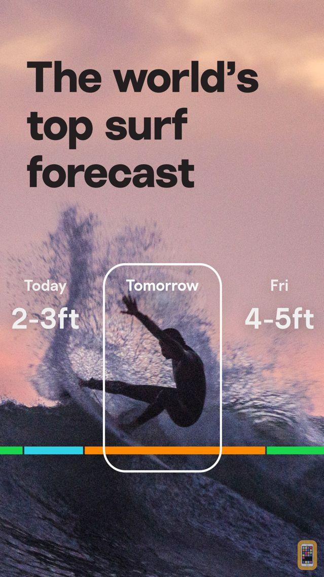 Screenshot - Surfline