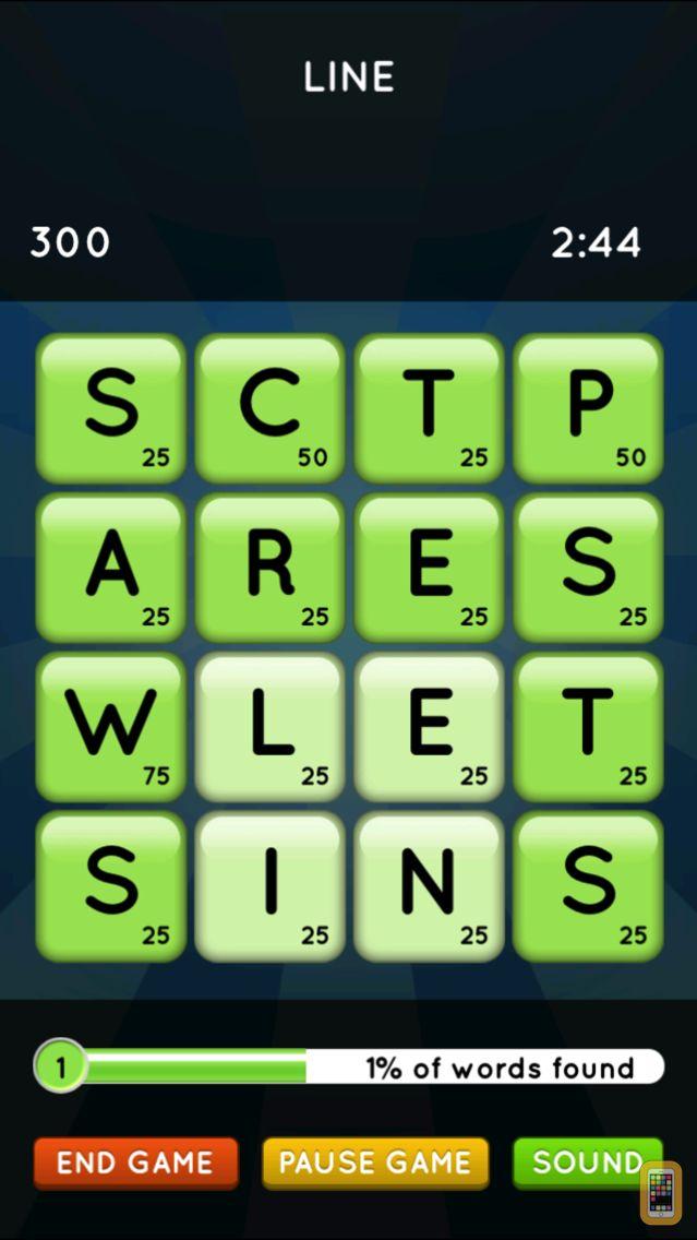 Screenshot - Word Seek HD