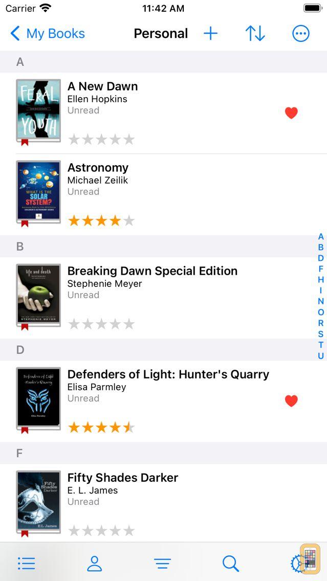 Screenshot - BookBuddy Pro: Library Manager