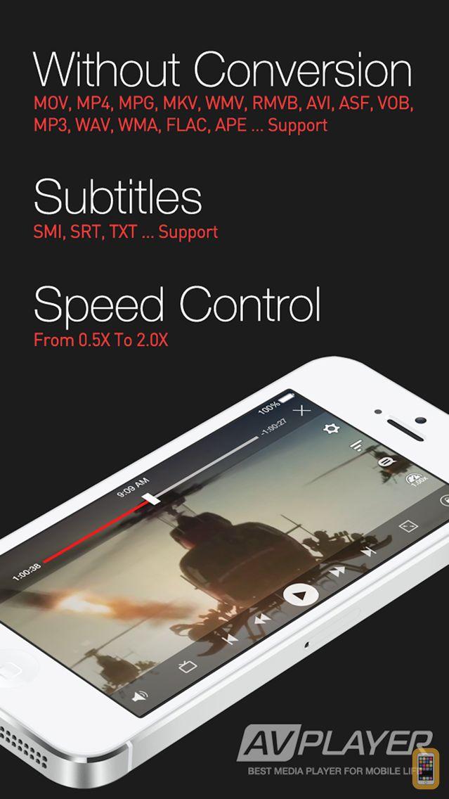 Screenshot - AVPlayer