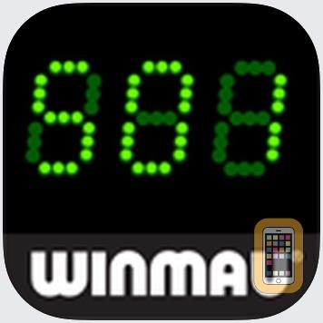 Winmau Darts Scorer HD by Creative Bureau Ltd (Universal)
