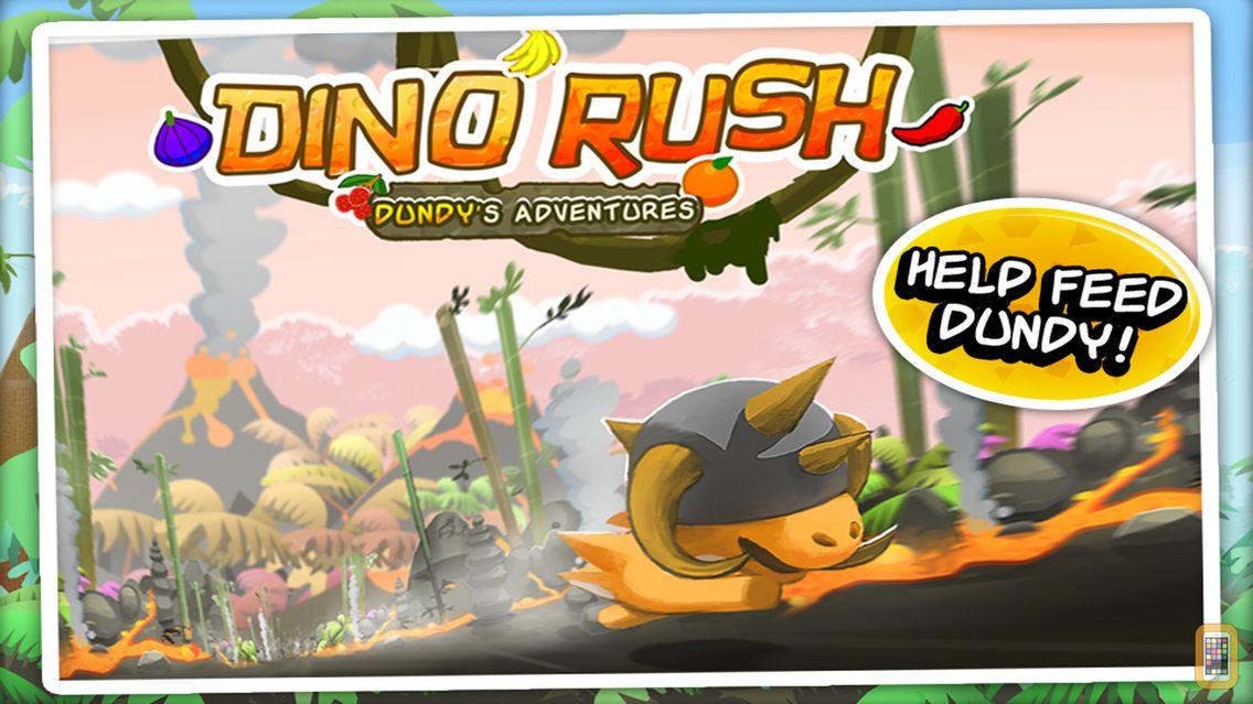 Screenshot - Dino Rush