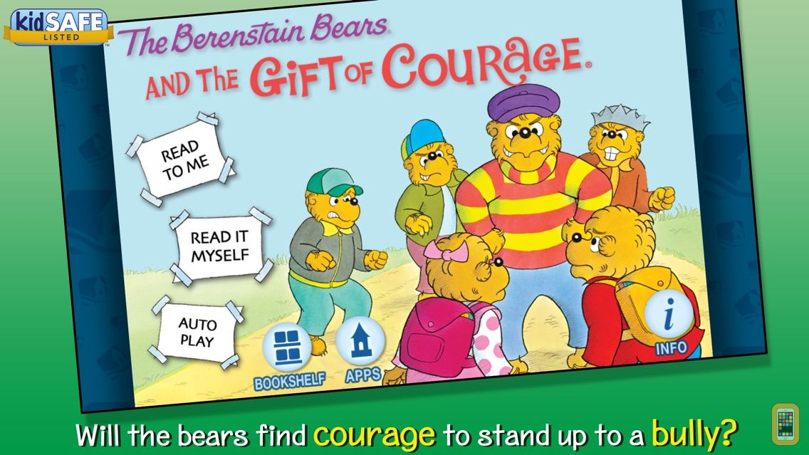 Screenshot - The Berenstain Bears and the Gift of Courage