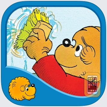 The Berenstain Bears and a Job Well Done by Oceanhouse Media (Universal)