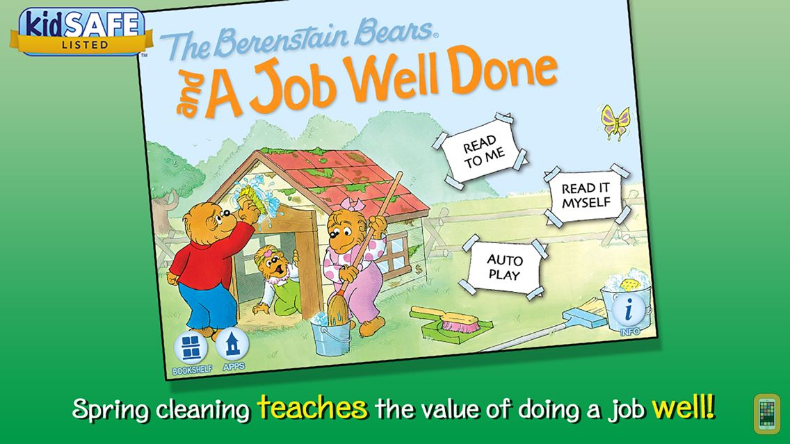 Screenshot - The Berenstain Bears and a Job Well Done