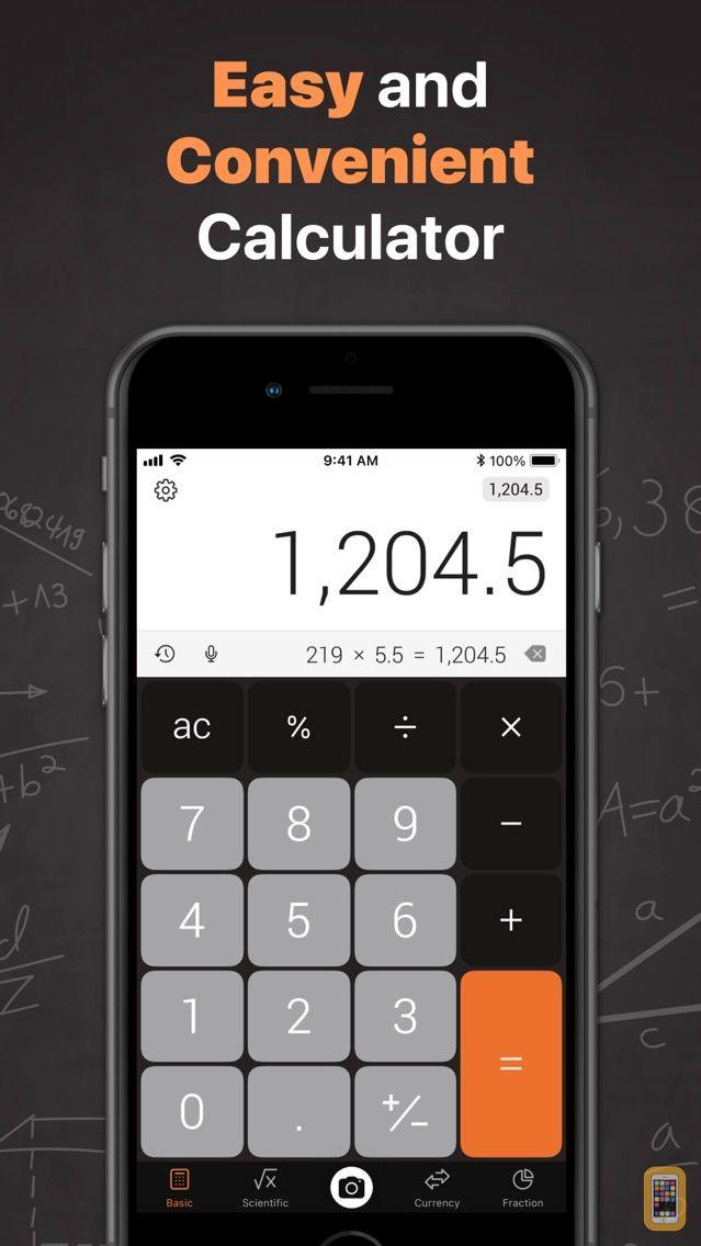 Screenshot - The Calculator