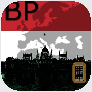 Budapest Map by CITY APP (Universal)