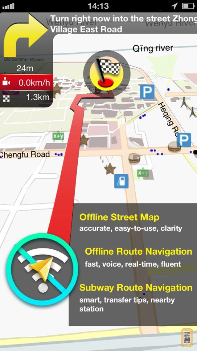 Screenshot - Budapest Map