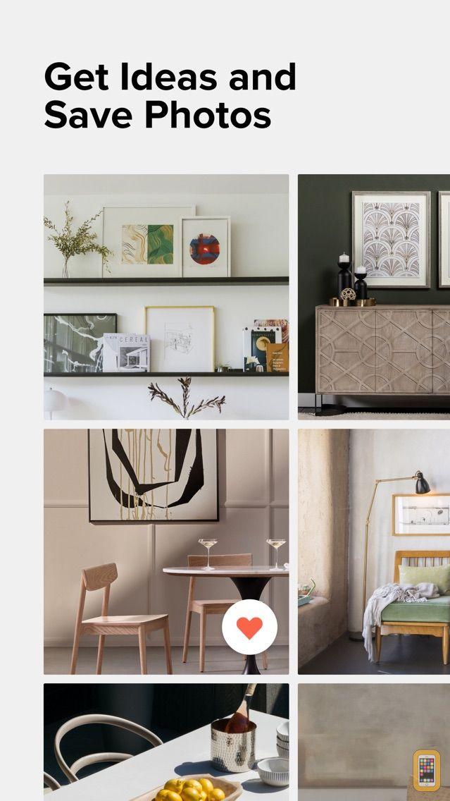Screenshot - Houzz: Interior Design & Decor