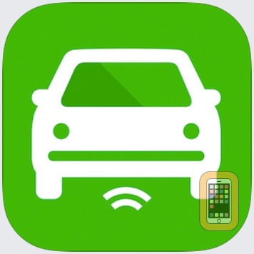 Parker - Find open parking by Streetline, Inc. (iPhone)