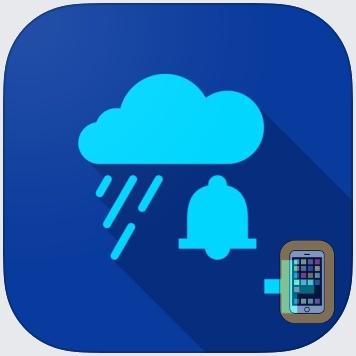 Rain Alarm Plus by Carlos Aviles Software (Universal)