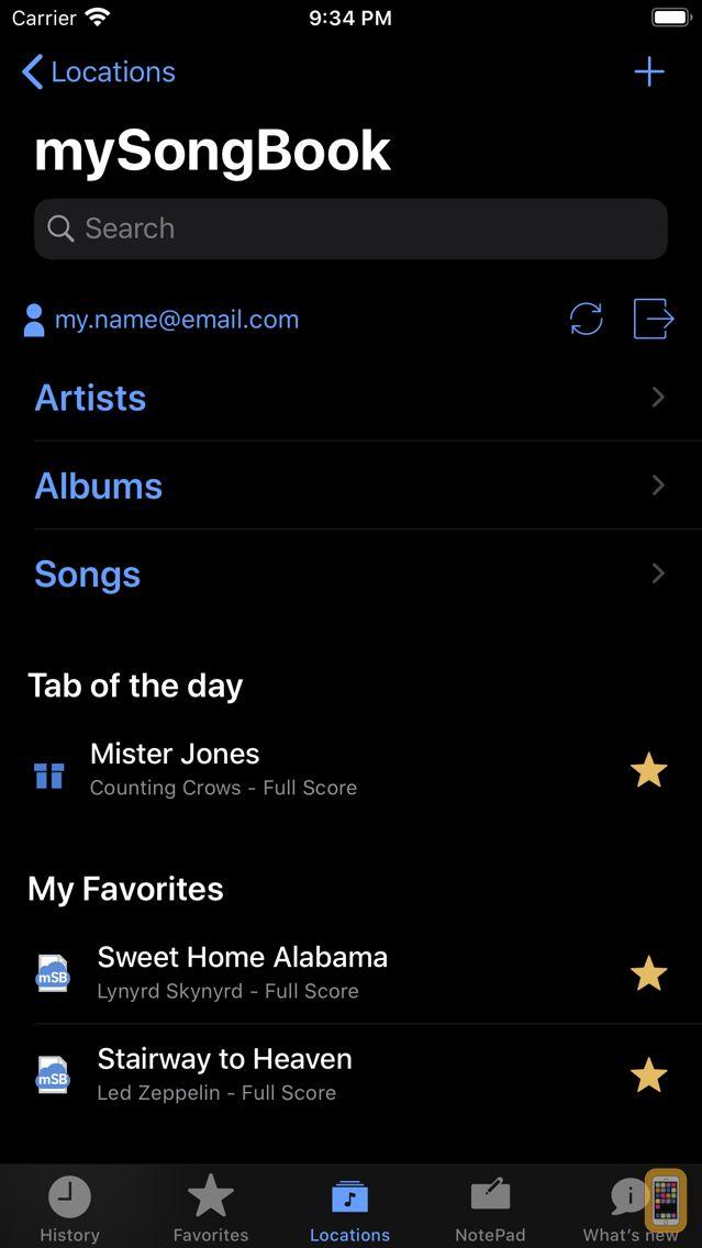 Screenshot - Guitar Pro
