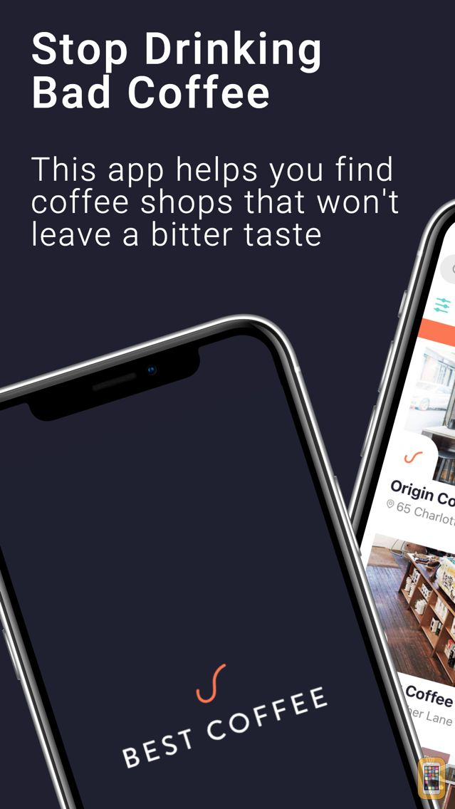 Screenshot - Best Coffee - cafes guide