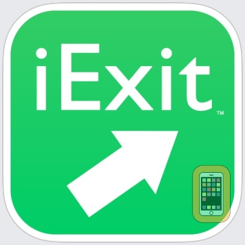 iExit Interstate Exit Guide by Metrocket, LLC (Universal)