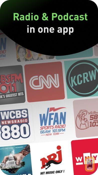 Screenshot - radio.net - Live FM radio app