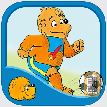 The Berenstain Bears Play a Good Game by Oceanhouse Media (Universal)