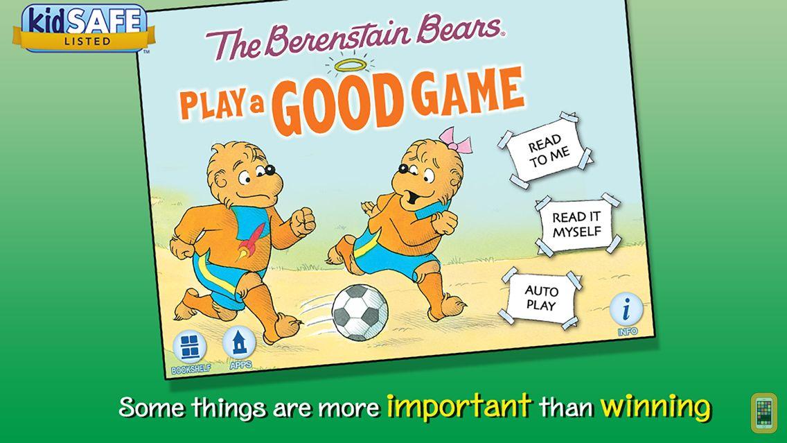 Screenshot - The Berenstain Bears Play a Good Game