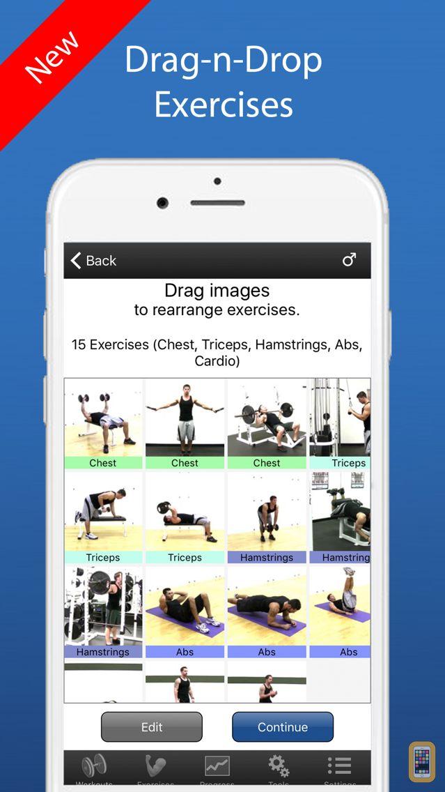 Screenshot - iPersonalTrainer - Fitness Workouts