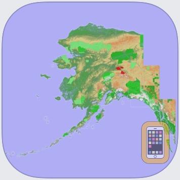 Scenic Map Alaska by GrangerFX (Universal)