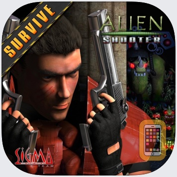 Alien Shooter - Survive by Sigma Team (Universal)