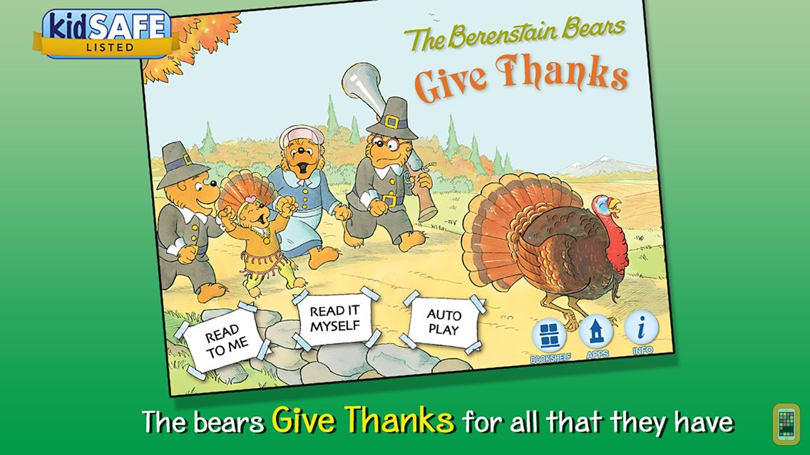 Screenshot - The Berenstain Bears Give Thanks