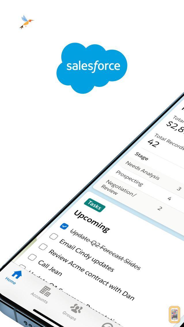 Screenshot - Salesforce