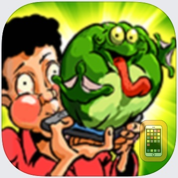 Blow Up the Frog by Yaycom s.c. (iPhone)