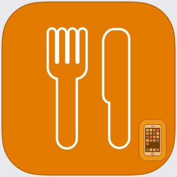 CalorieCalc - Fast & Simple Calorie Counter, Stay Fit And Healthy by ST Studios (iPhone)