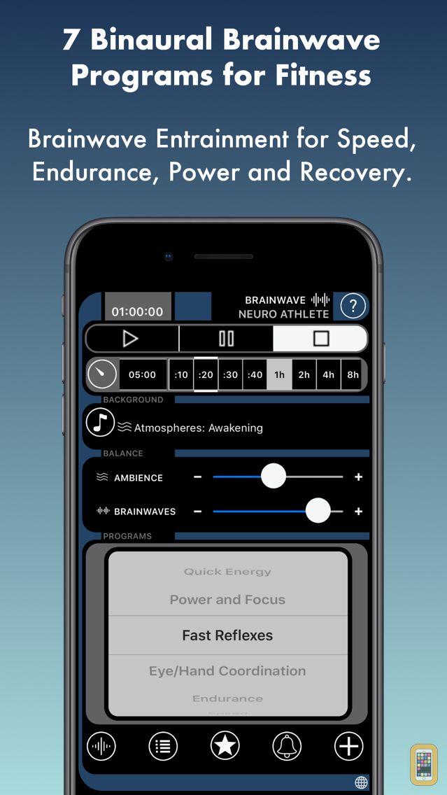Screenshot - BrainWave Neuro Trainer