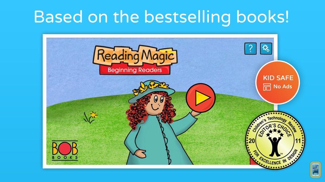 Screenshot - Bob Books Reading Magic #1