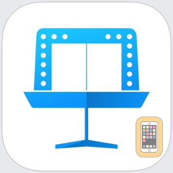 Piascore - Smart Music Score by plusadd,Inc (Universal)